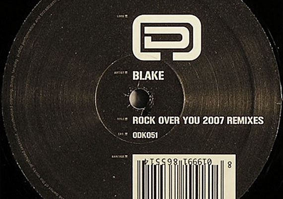 Blake - Rock Over You